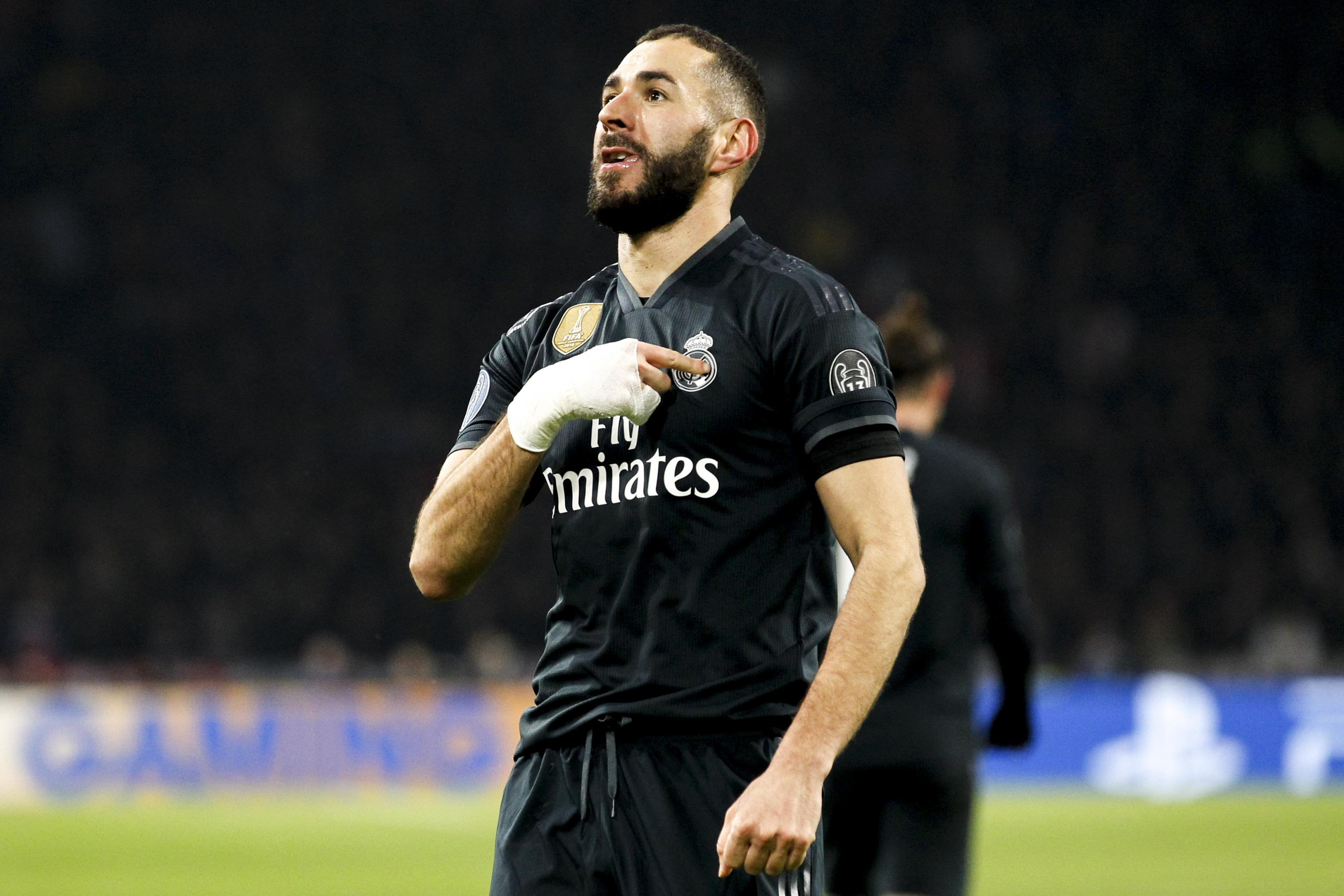 Karim Benzema Wishes France the Best, Not Holding Out for National ...