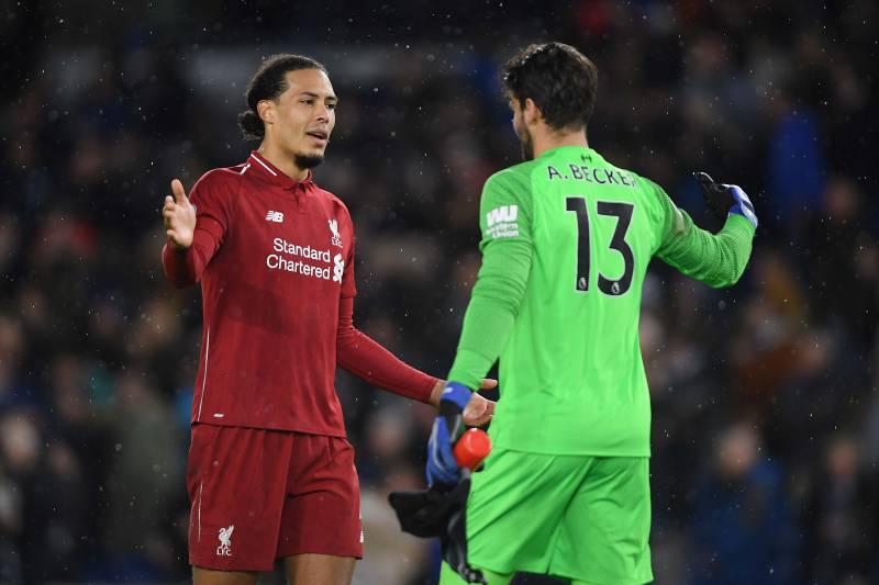 Liverpool Won t Feel Virgil van Dijk Absence Against Bayern Munich ... 9f7568693