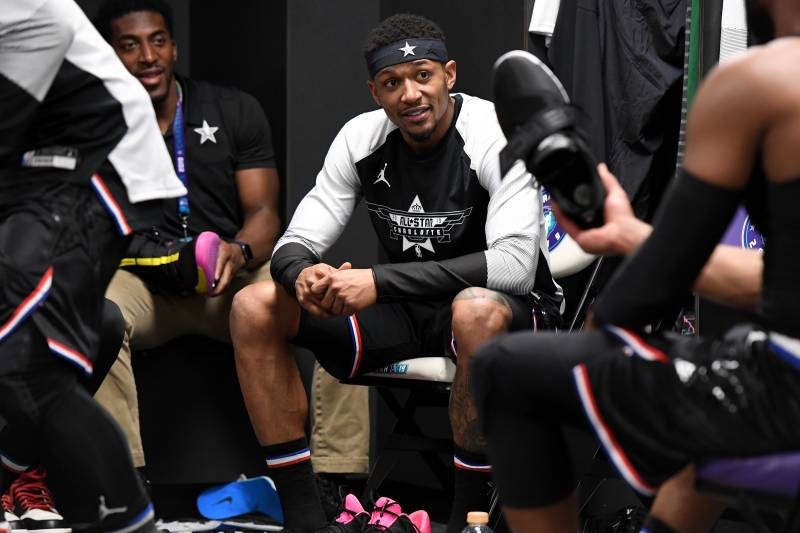 67058c94a Bradley Beal Reveals He Was Recruiting for Wizards During NBA All-Star Game