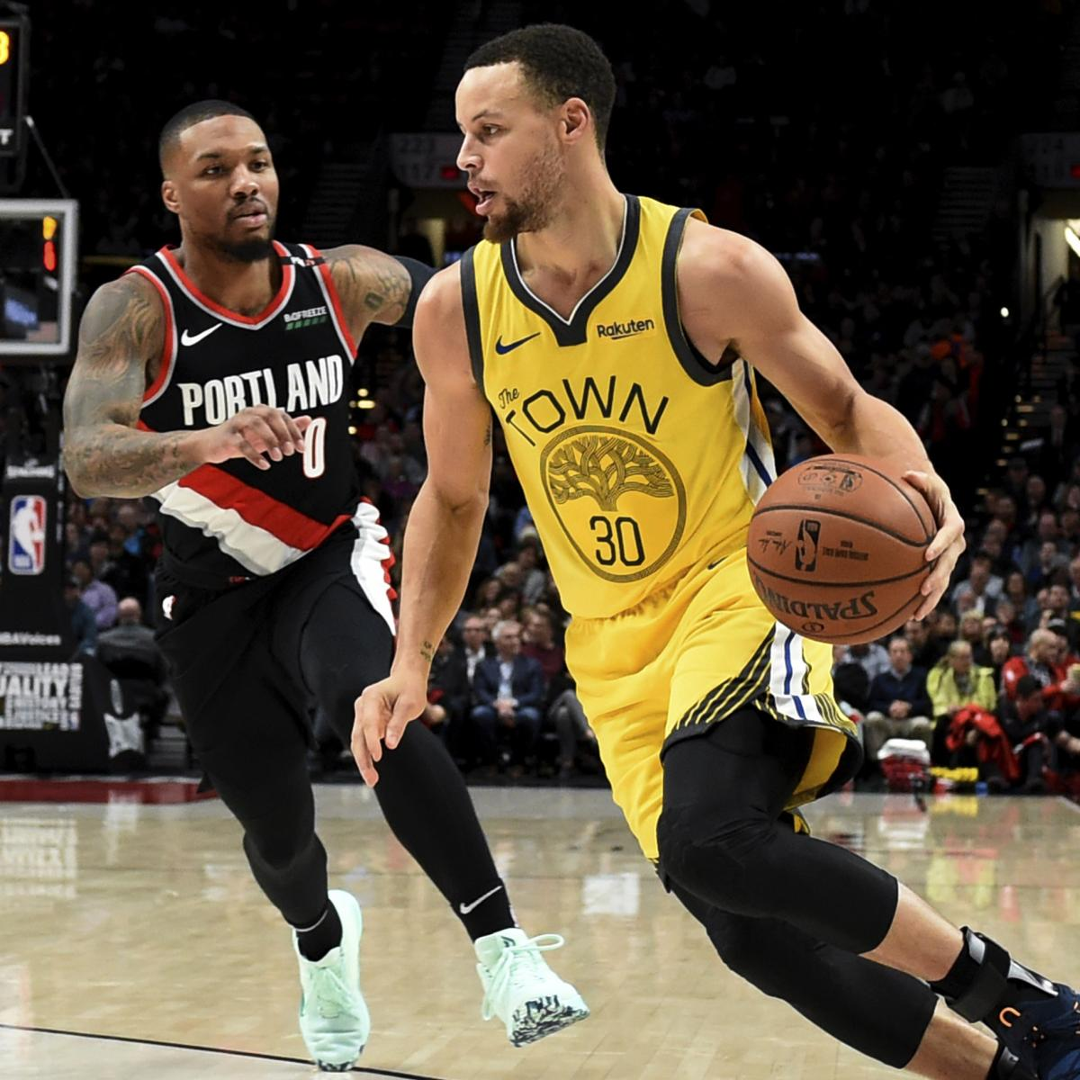 2019 NBA Championship Odds: Warriors, Raptors, Celtics