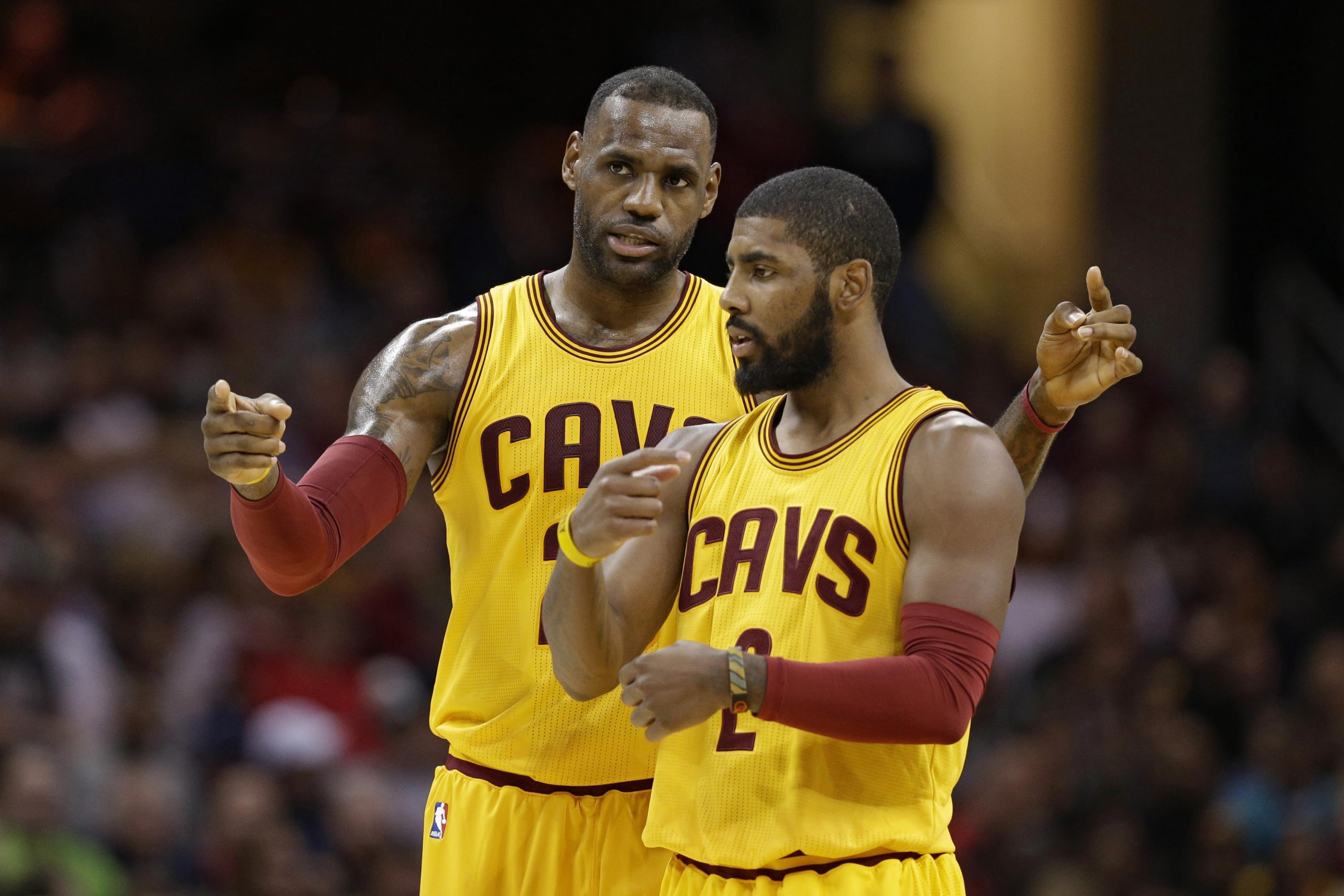 Kyrie Irving: I Needed to Apologize to LeBron James 'To Move Forward in My  Life' | Bleacher Report | Latest News, Videos and Highlights