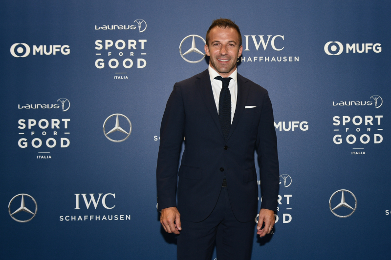 Alessandro Del Piero Discusses Cristiano Ronaldo, Gianluigi Buffon, More