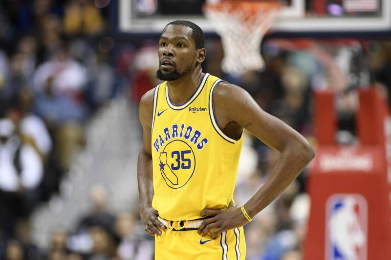 da932399833 Amick  Kevin Durant s Team Talking in  Pretty Alarming Terms  on Joining  Knicks