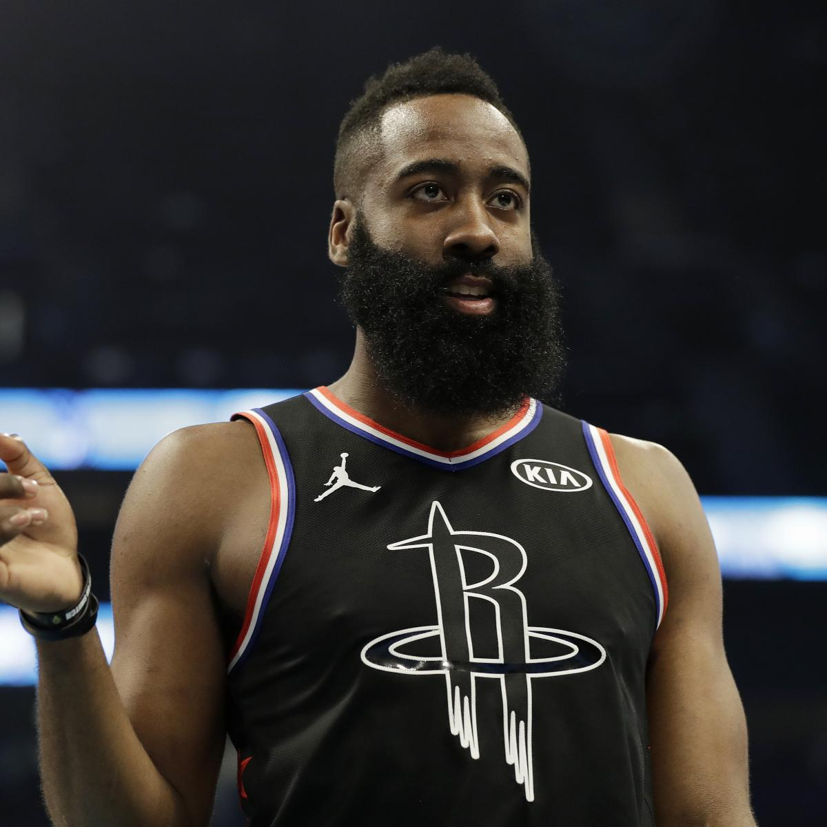 James Harden Records 2019: Windhorst: James Harden 'Sensitive' To Certain NBA Players