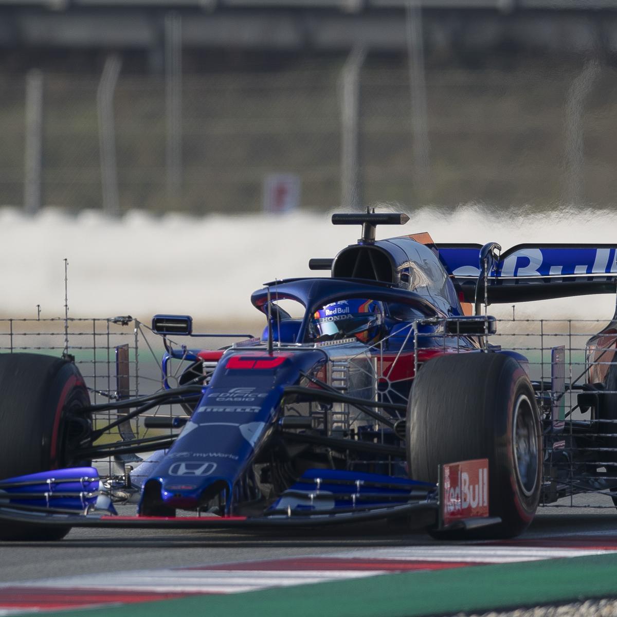 F1 Pre-Season Testing 2019: Times And Thursday Analysis