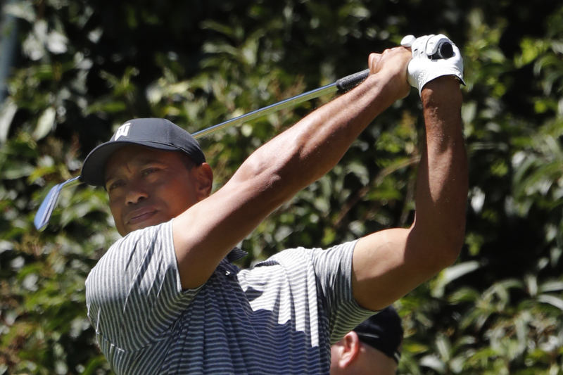Tiger Woods Rallies from Tough Start in Round 1of WGC-Mexico Championship 2019