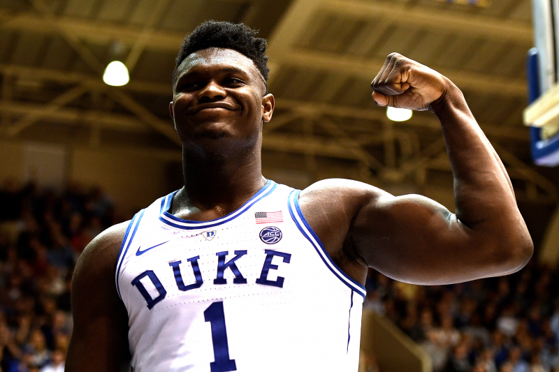 NBA Proposes Lowering Eligible Draft Age to 18 After Zion Williamson Knee Injury
