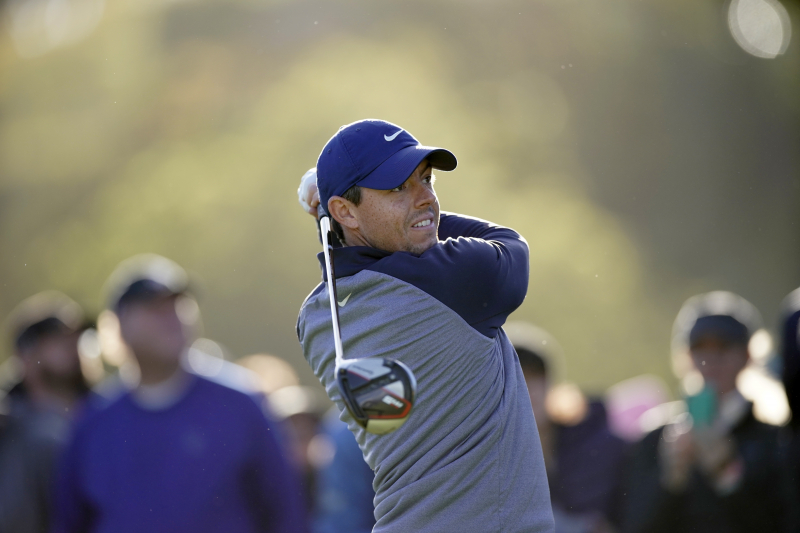 WGC-Mexico Championship 2019: Rory McIlroy Holds 1-Stroke Lead After Round 1