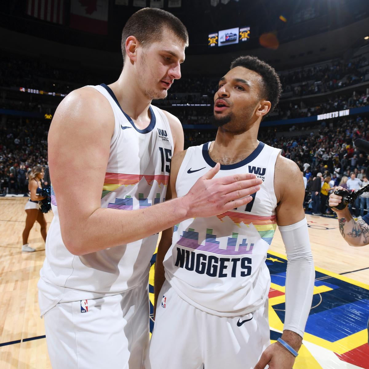 Nuggets Playoff Tickets 2019: Nuggets Clinch NBA Playoff Berth With Win Vs. Celtics
