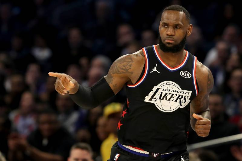 best cheap ba118 21ca7 Space Jam 2' Starring LeBron James to Premiere on July 16 ...