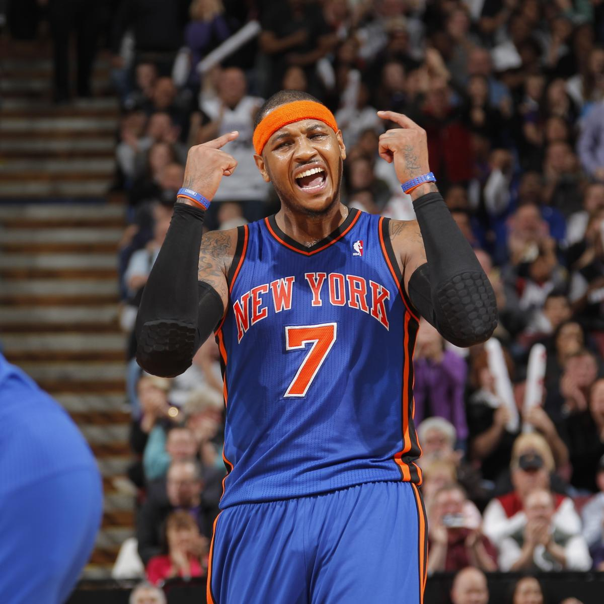 Nuggets Clippers Highlights: Eight Years Ago, The Nuggets Traded Carmelo Anthony To The
