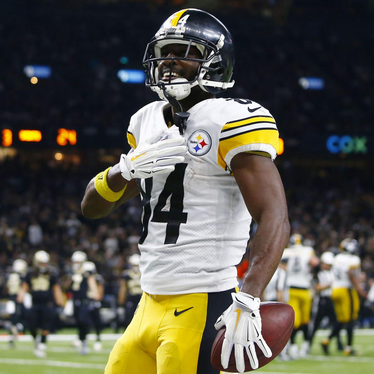 acc0bbc6279 Steelers GM Kevin Colbert  3 Teams Have Called About Antonio Brown Trade
