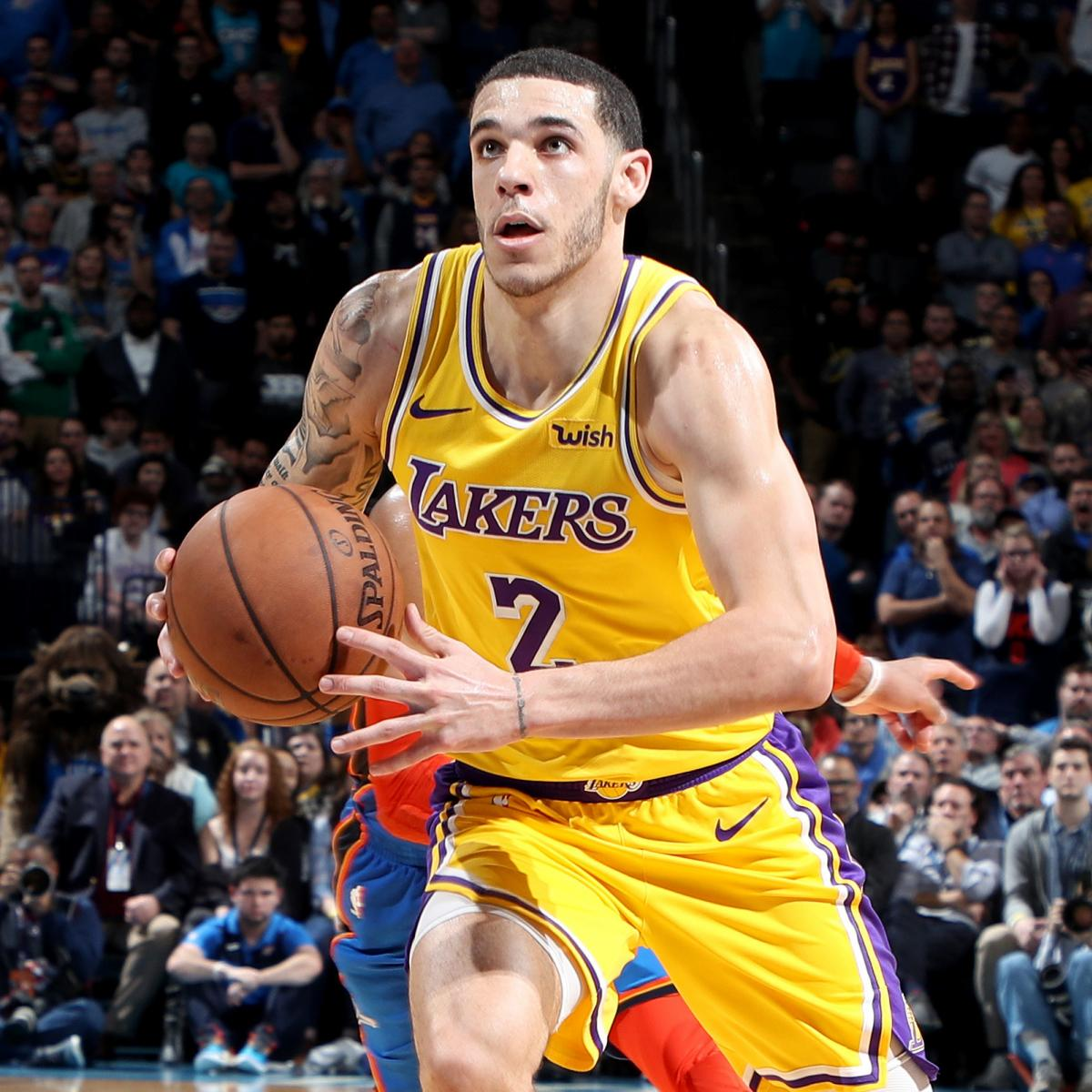 Lakers Rumors: Lonzo Ball Ankle Injury Timeline Extended ...Lakers News