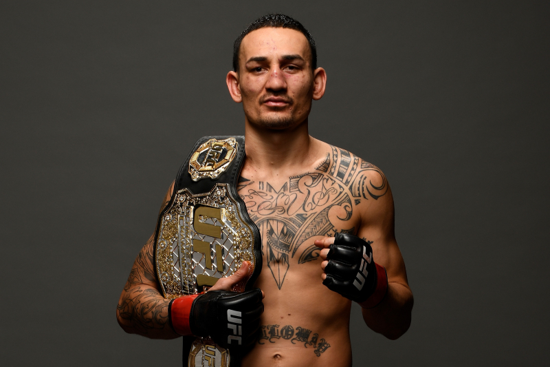 Max Holloway vs. Dustin Poirier Lightweight Title Fight Announced for UFC 236