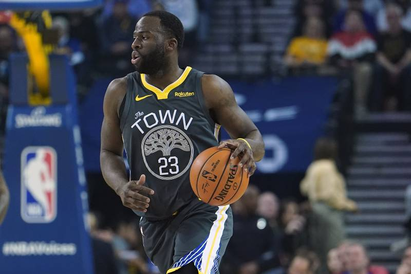 a49c0c1bf223 Report  Draymond Green  Close  to Hiring LeBron James  Agent