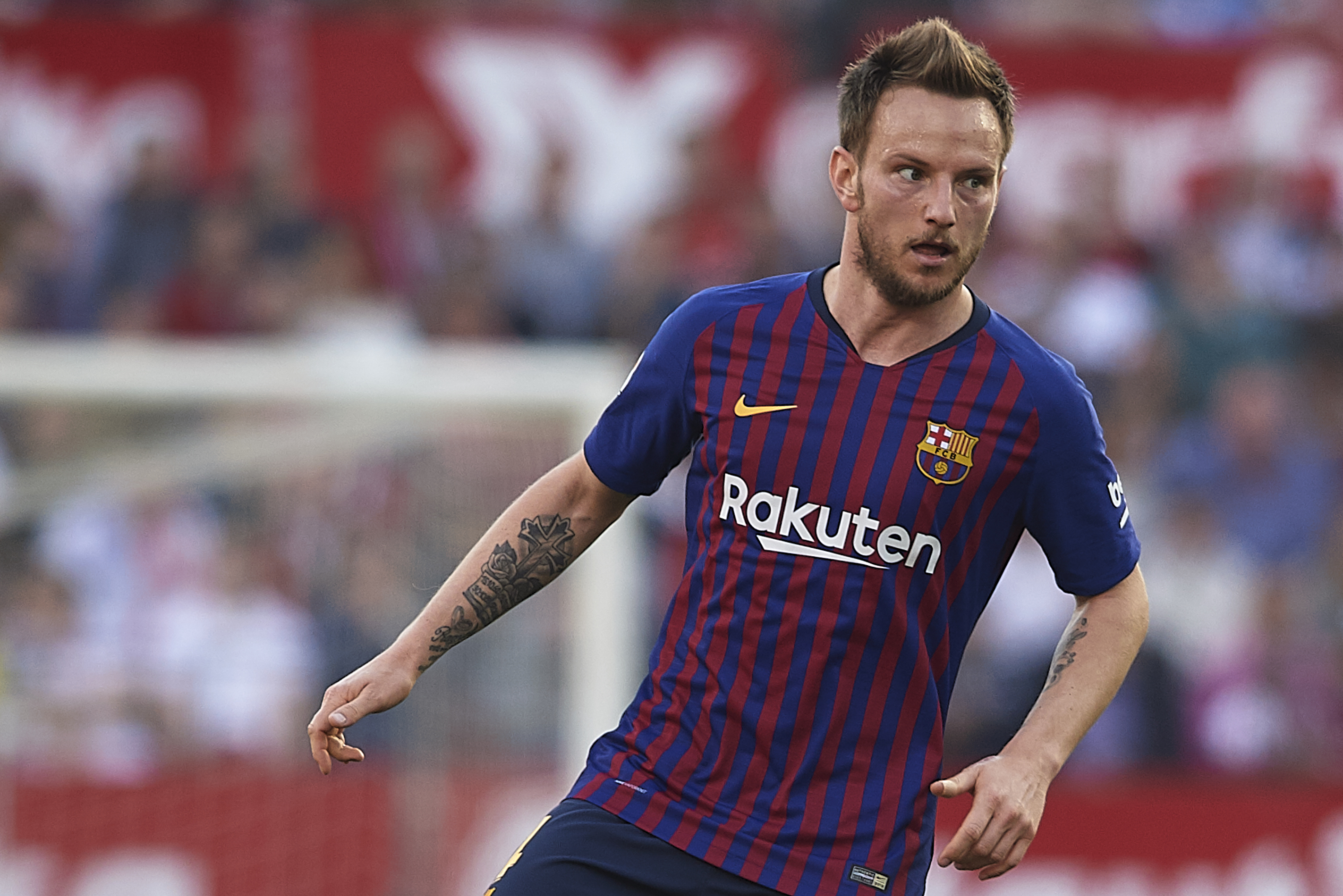 best website 558bc 8a49e Ivan Rakitic on Barcelona Exit Rumours: 'I Laugh About ...