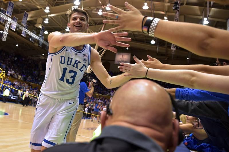 Duke Freshman Joey Baker Loses Redshirt Season After Playing