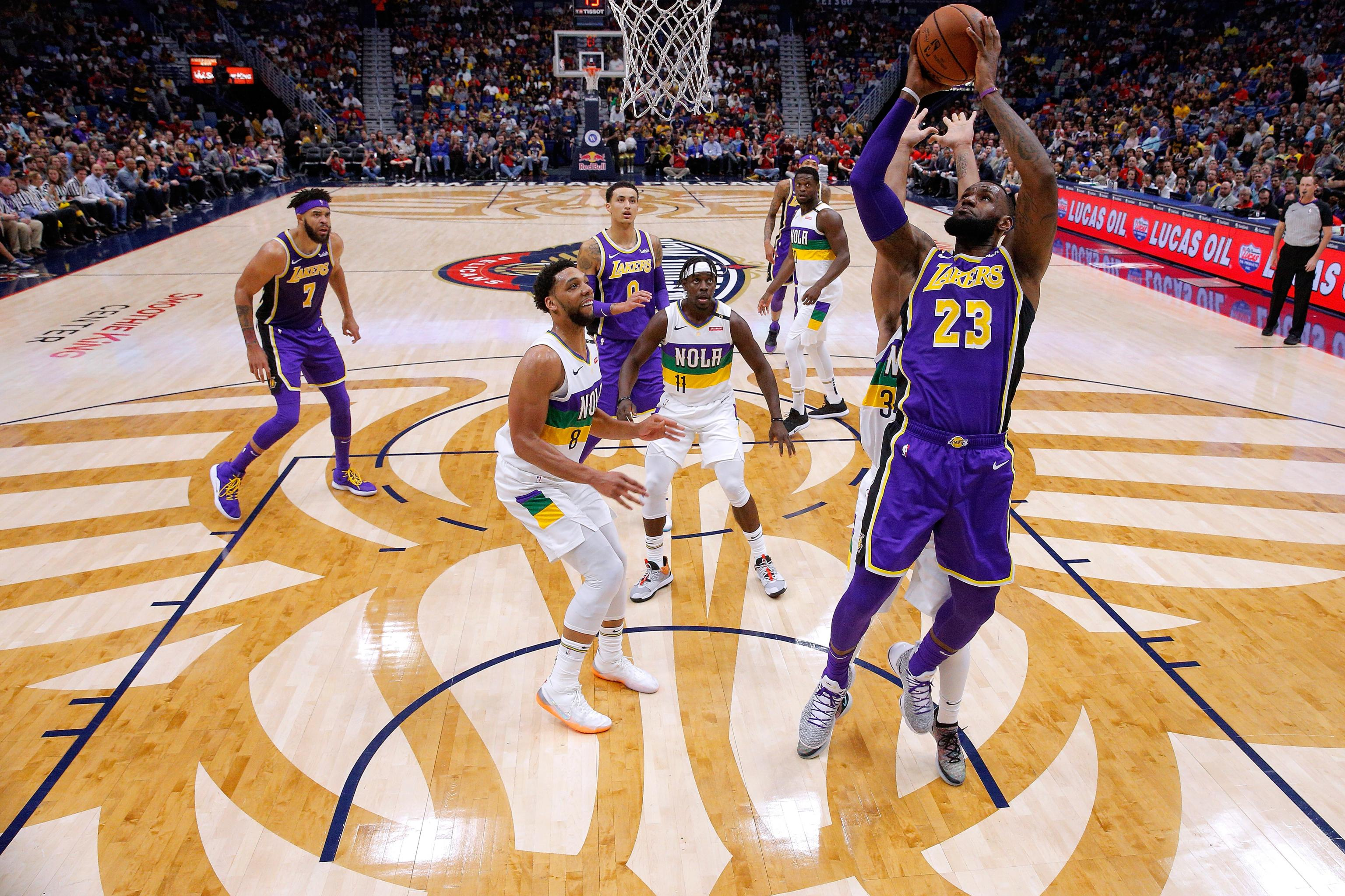 Lebron James Lakers Need To Stop Being Comfortable With