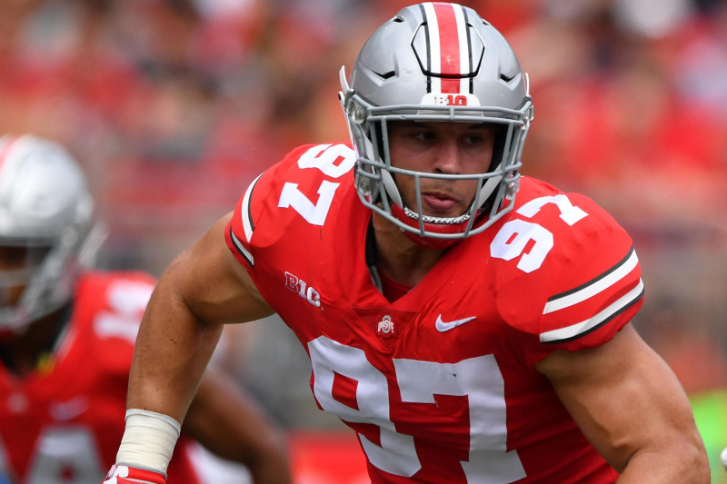 49ers Select Nick Bosa No. 2 in 2019 NFL Draft; 'The Rusher They Coveted'