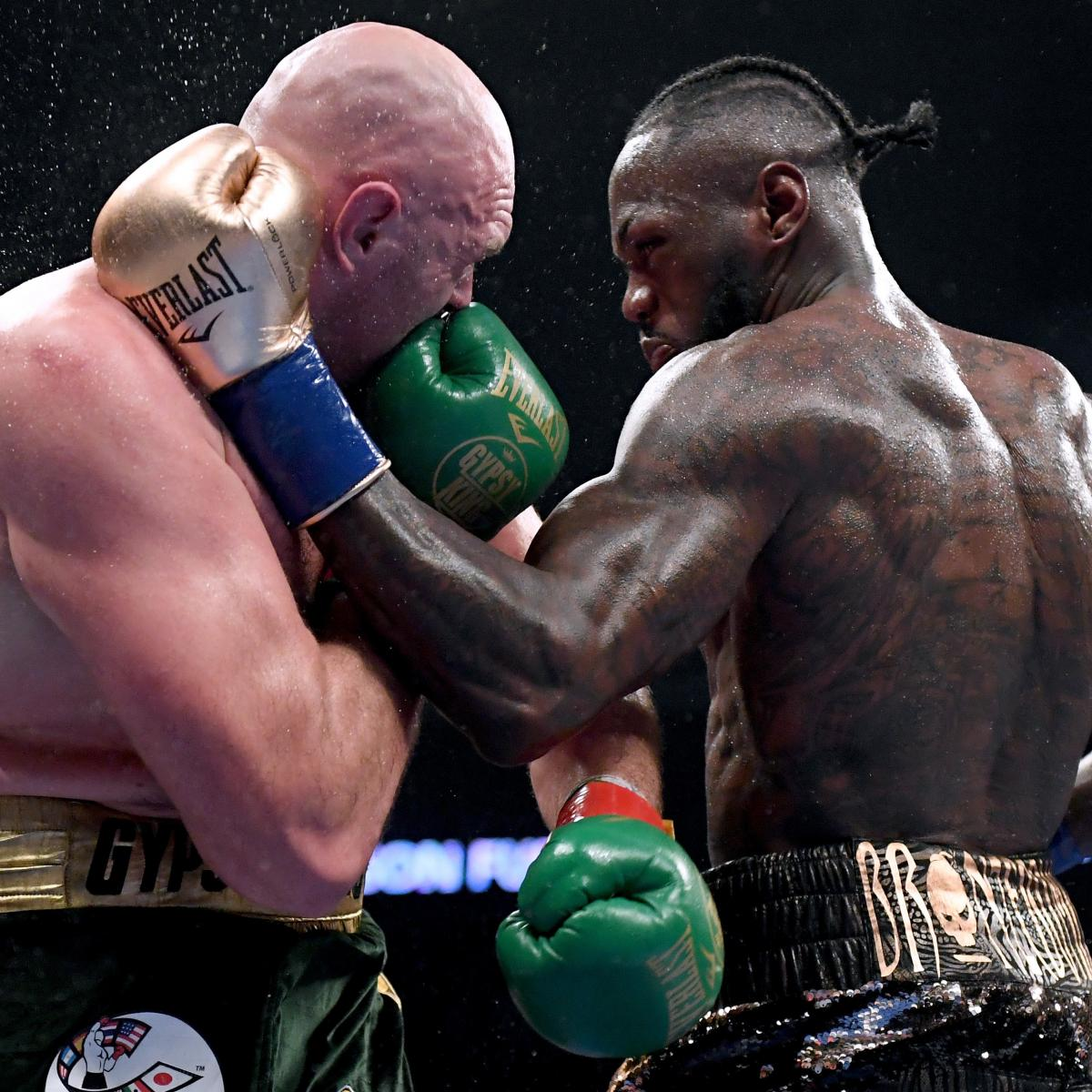 Deontay Wilder Vs. Tyson Fury II Postponed; Gypsy King To