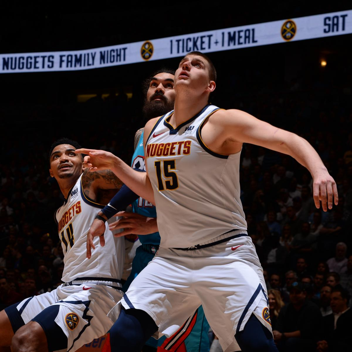 Nikola Jokic, Nuggets Hold Off Paul George-Led Thunder