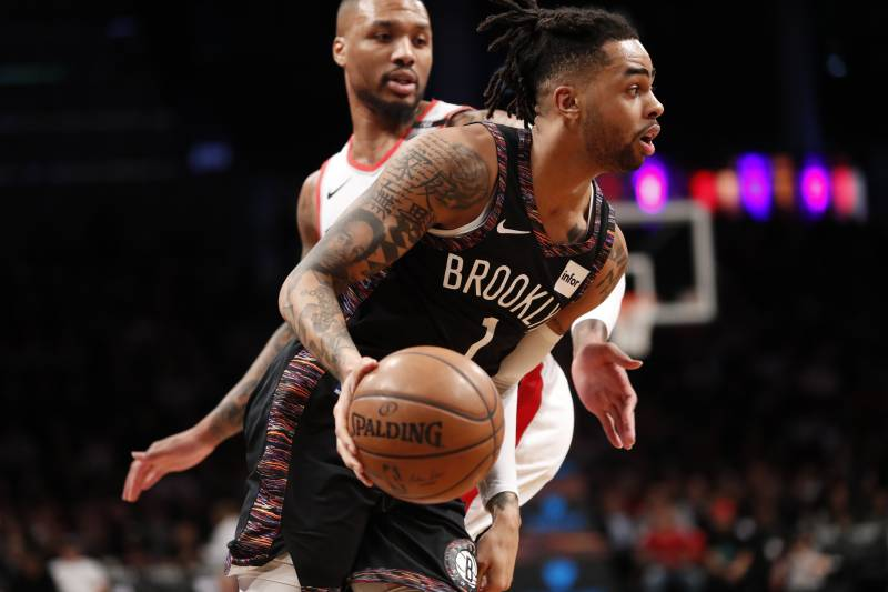 b309c50947a Nets Sued for Allegedly Using Coogi Design on 2018-19 City Edition Jerseys