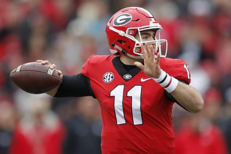 Jake Fromm Georgia Bulldogs NFL Draft 2020