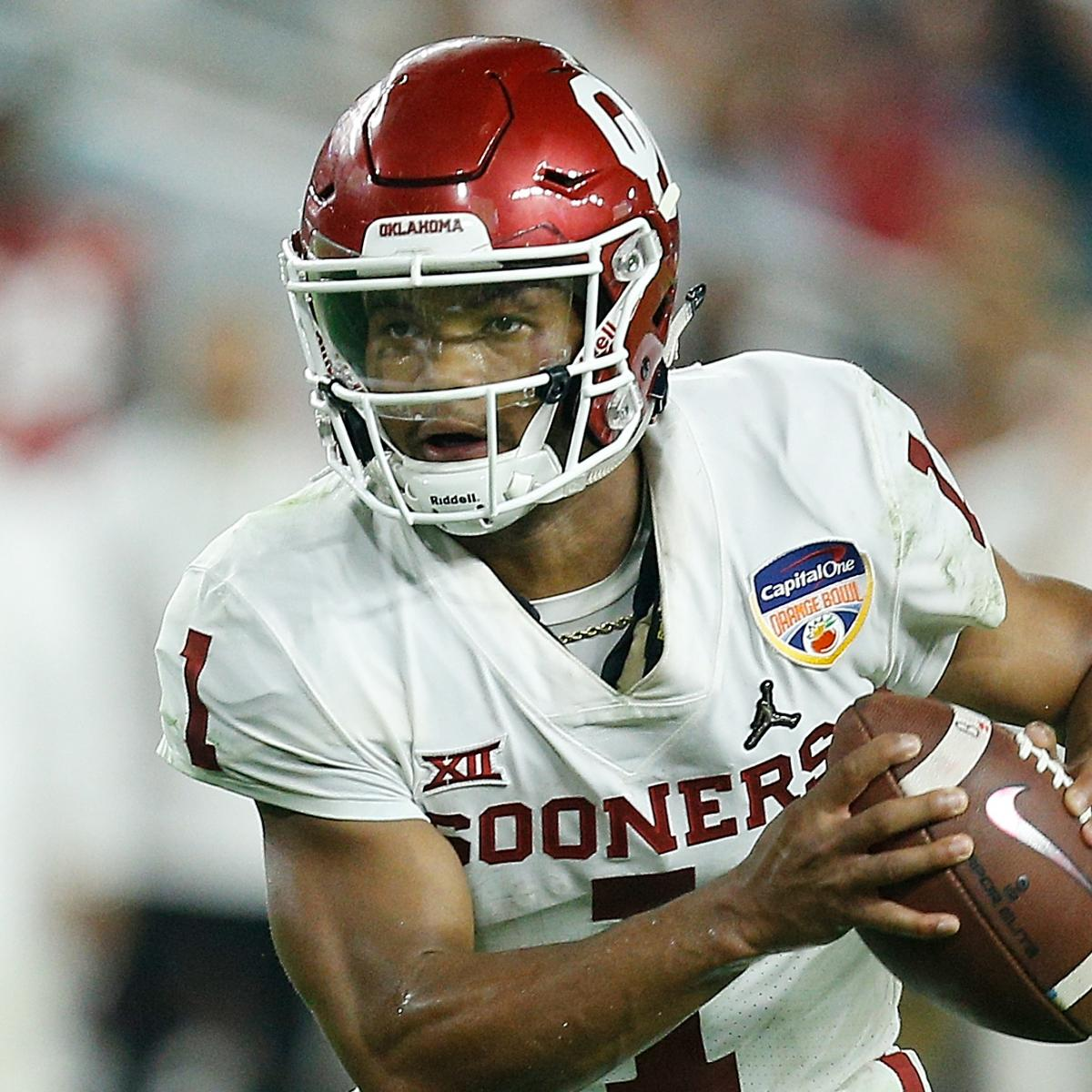 NFL Draft 2019  1st-Round Mock Draft Based on Day 1 Scouting Combine Buzz  1f4783189
