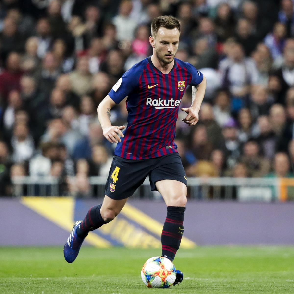 Ivan Rakitic Says Staying At Barcelona Is 'Perfect' For
