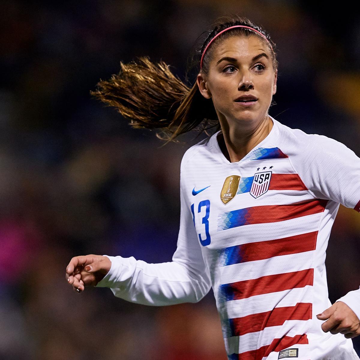Usa Vs England Women S Soccer Date Time Live Stream