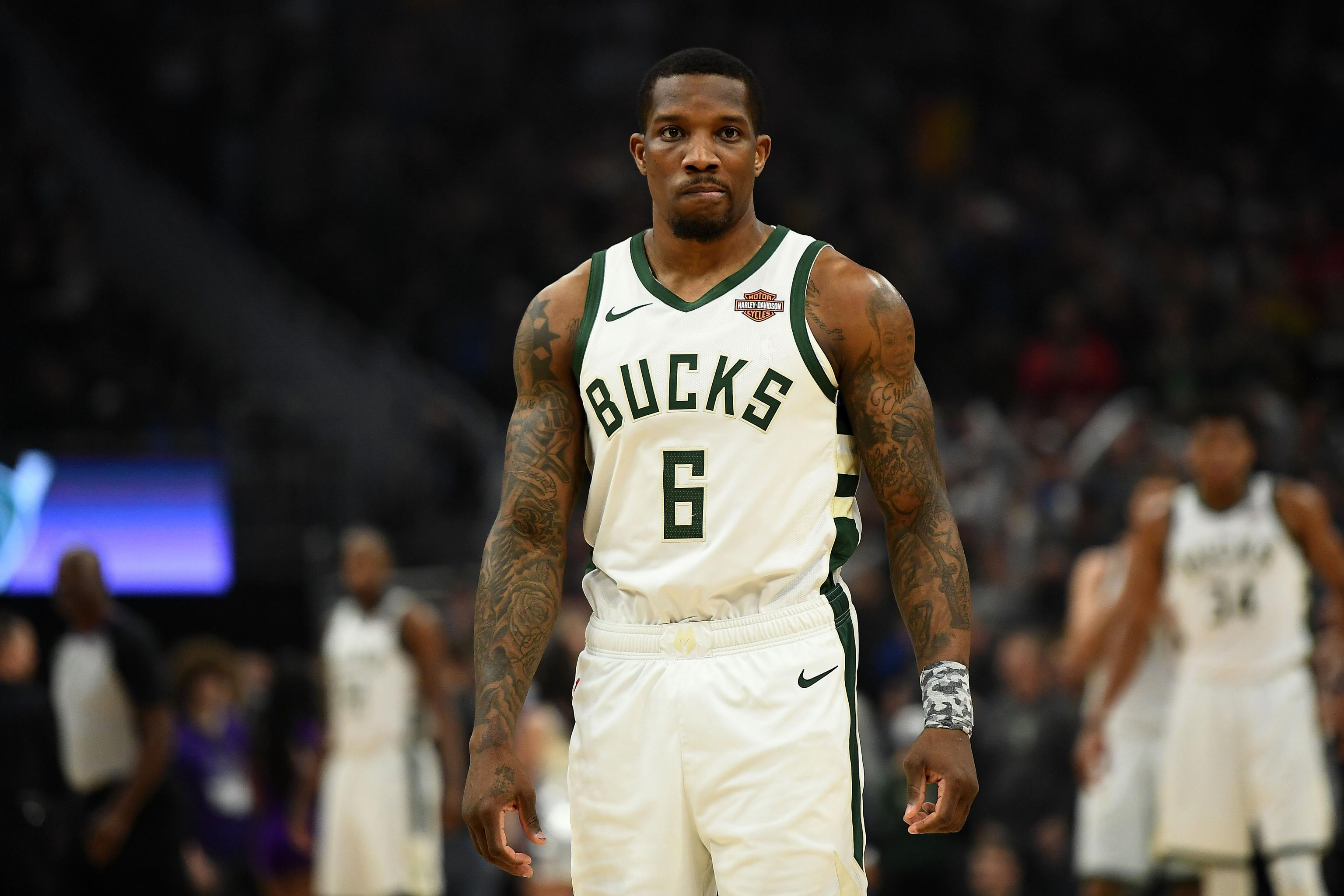 Eric Bledsoe, Bucks Reportedly Agree to 4-Year, $70 Million Contract  Extension | Bleacher Report | Latest News, Videos and Highlights