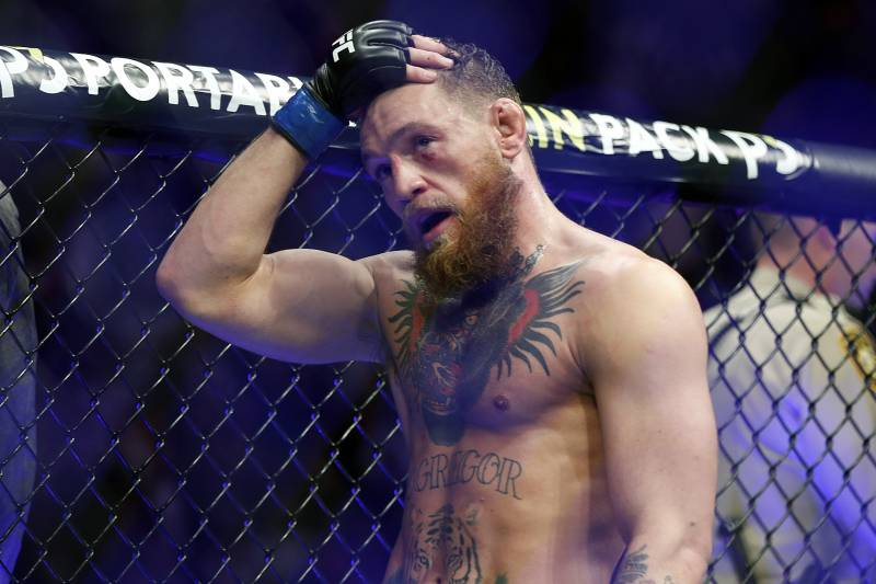 Conor Mcgregor Vs Donald Cerrone Fight Nowhere Close