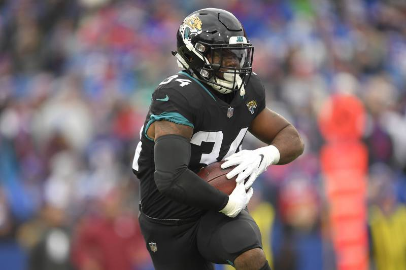 new concept aa83e 5ee3c NFL Trade Rumors: Jaguars Trying to Deal Carlos Hyde, Malik ...