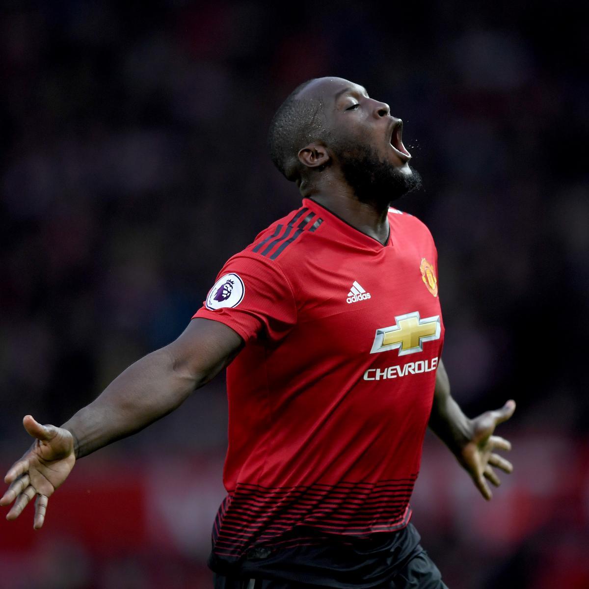 Romelu Lukaku Image 1: Late Romelu Lukaku Goal Steals Crucial Win For Manchester