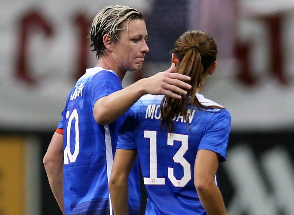 a49b5a6485e US Women's Soccer Honors Serena Williams, Beyonce, More with Jerseys vs.  England   Bleacher Report   Latest News, Videos and Highlights