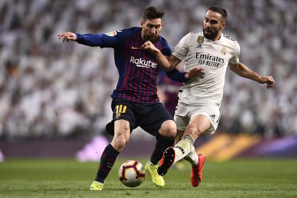 Carvajal: 'Football Is Being Unfair' to Madrid