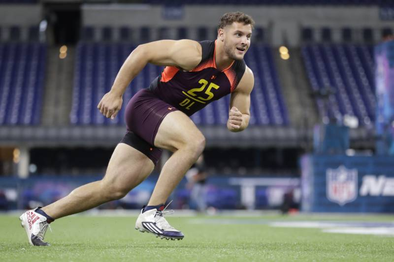 Nfl Combine 2019 Results Sunday Highlights Reaction And Recap