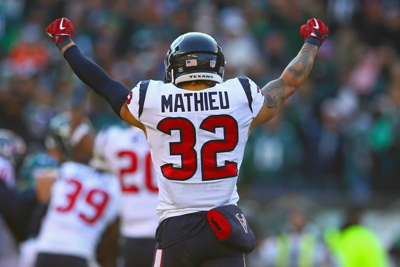 948faee04 Tyrann Mathieu Rumors  Texans Hope to Sign Star to  Highly ...
