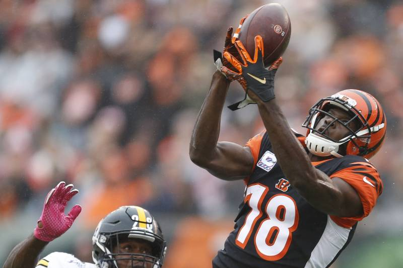 NFL Trade Rumors: A J  Green Deal to Jets 'Highly, Highly