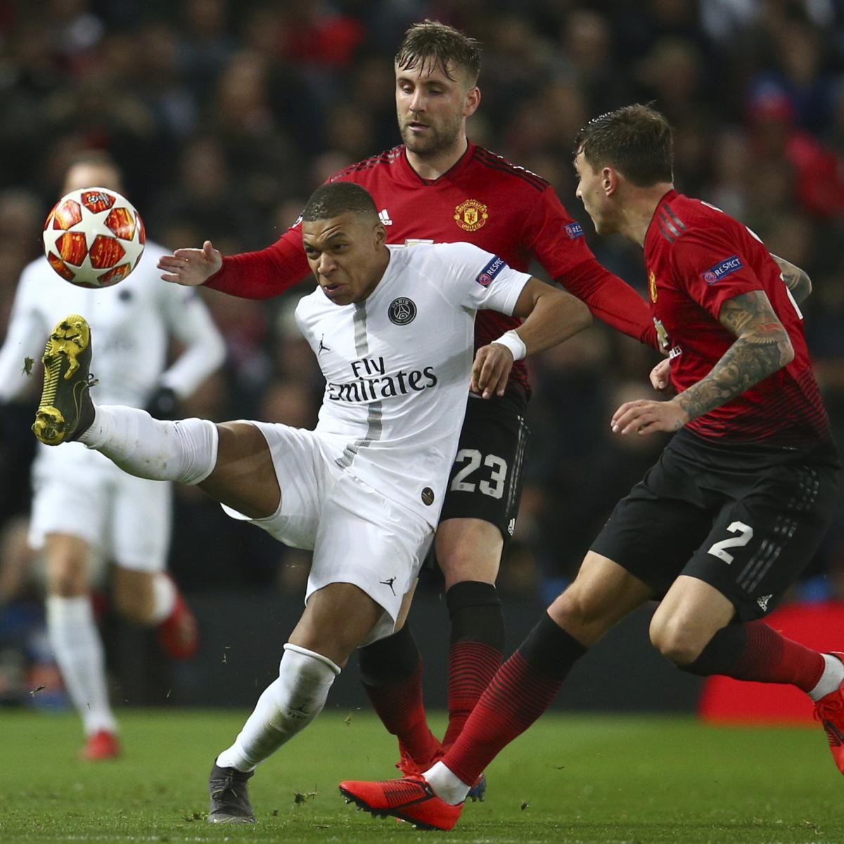 Champions League 2019 Round Of 16 Leg 2 Live Stream Tv: PSG Vs. Manchester United: Preview, Live Stream, TV Info