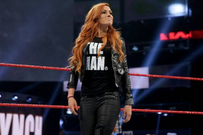 Becky Lynch Reveals Pregnancy, Wedding And Future WWE Career Plans 1