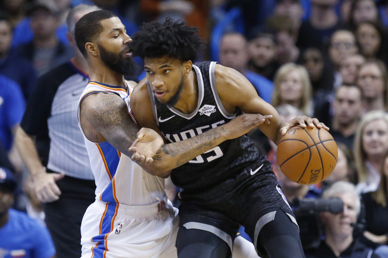 Kings' Marvin Bagley III Out for California Classic with Sore Achilles Injury