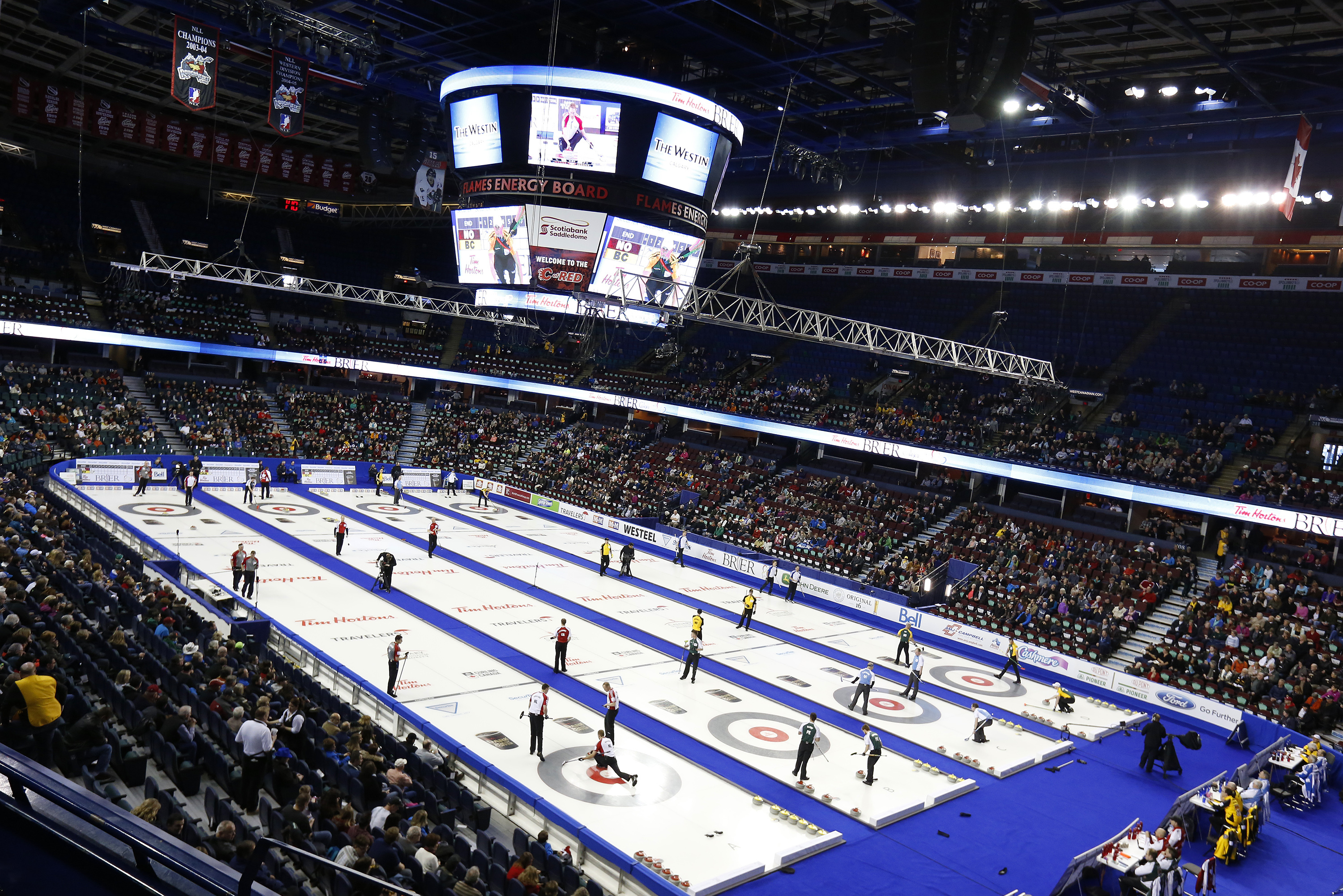 Tim Hortons Brier 2019: Monday Curling Results, Updated Draw and ...