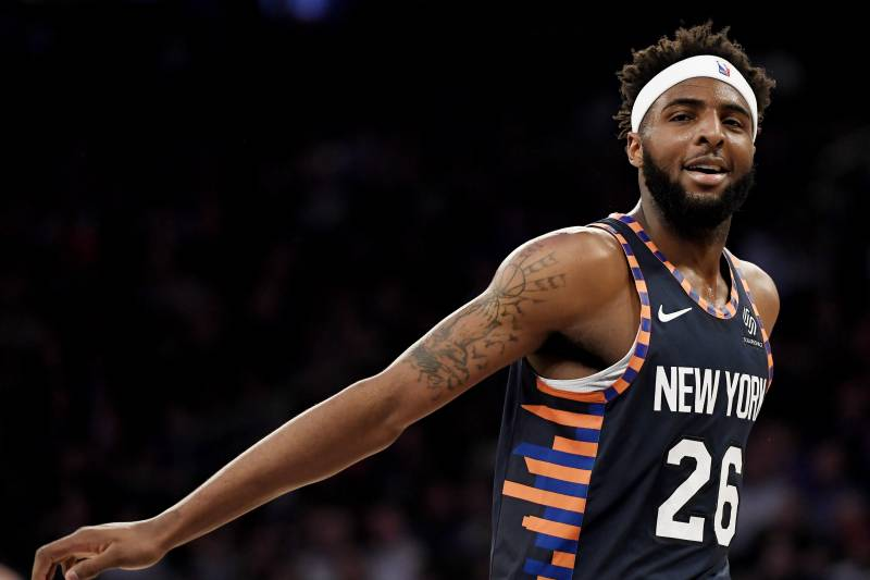 bacb057ee74 2018 Draft s Most Mysterious Prospect Could Be a Cornerstone for Knicks