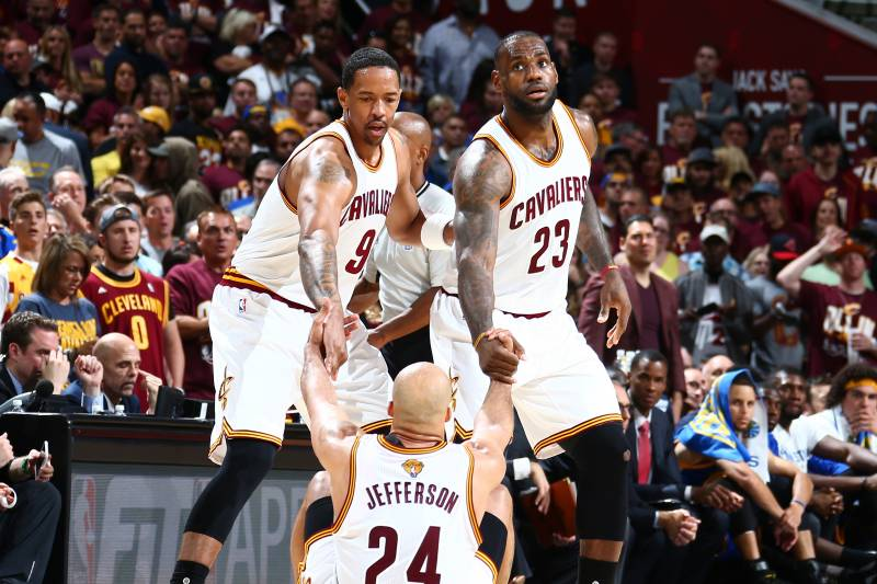 21bcd8e5803d Why Former Cavs Teammates Aren t Counting out LeBron Just Yet ...
