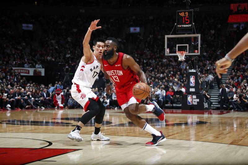 ffcffc03dcca James Harden s Dominance Propels Rockets Past Kawhi Leonard