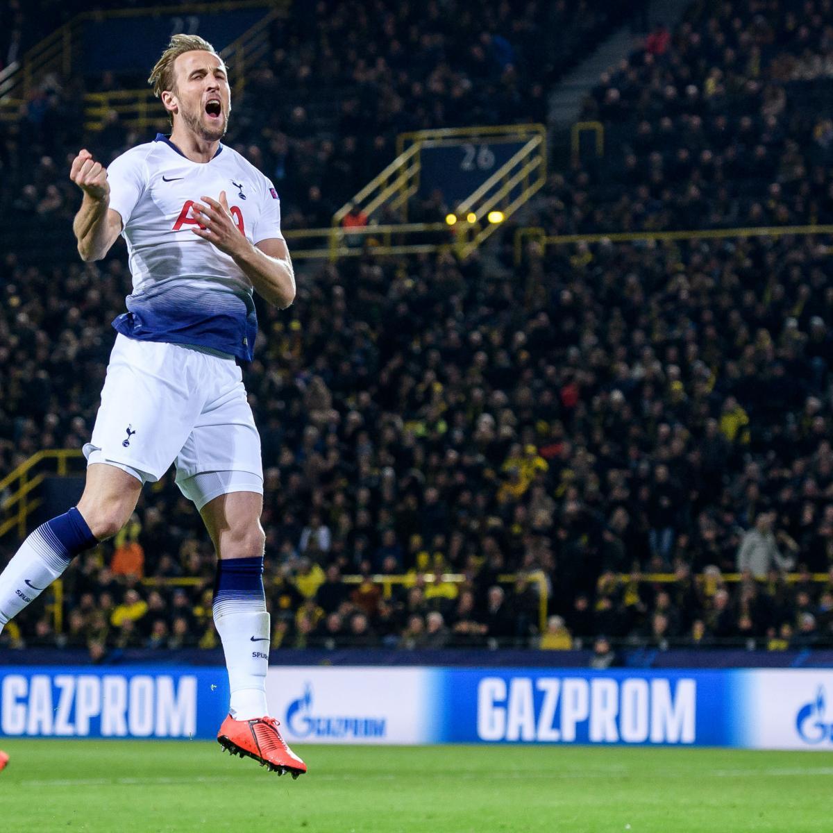 Tottenham 3 Fulham 1 Match Highlights Harry Kane Scores: Roman Burki Praises 'Beast' Harry Kane After Tottenham's