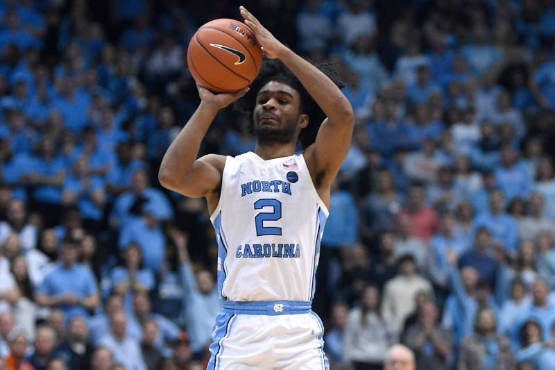 Coby White Declares for 2019 NBA Draft After 1 Season at North