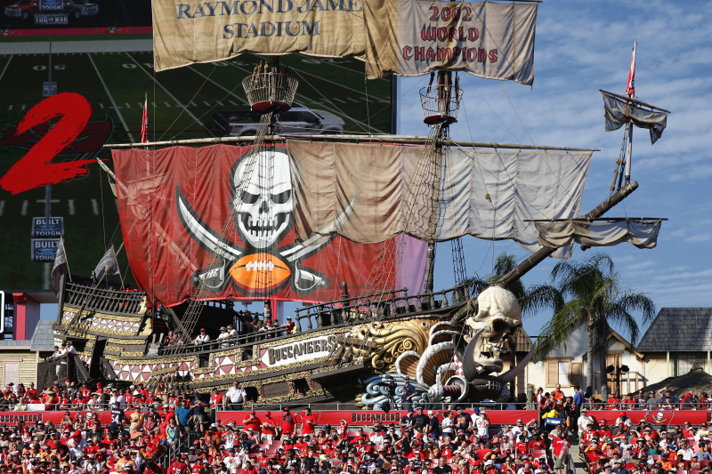 WWE WrestleMania 36 Location Confirmed for Raymond James Stadium in Tampa Bay