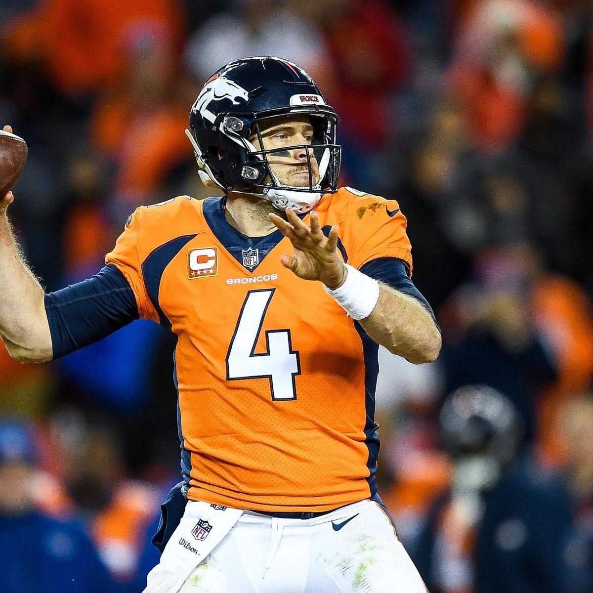 NFL Trade Rumors: Case Keenum Traded To Redskins; Broncos